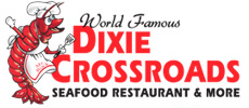 Space Coast Outdoors websites are sponsored by Dixie Crossroads Seafood Restaurant in Titusville, FL