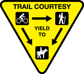 Trail Etiquette Tips